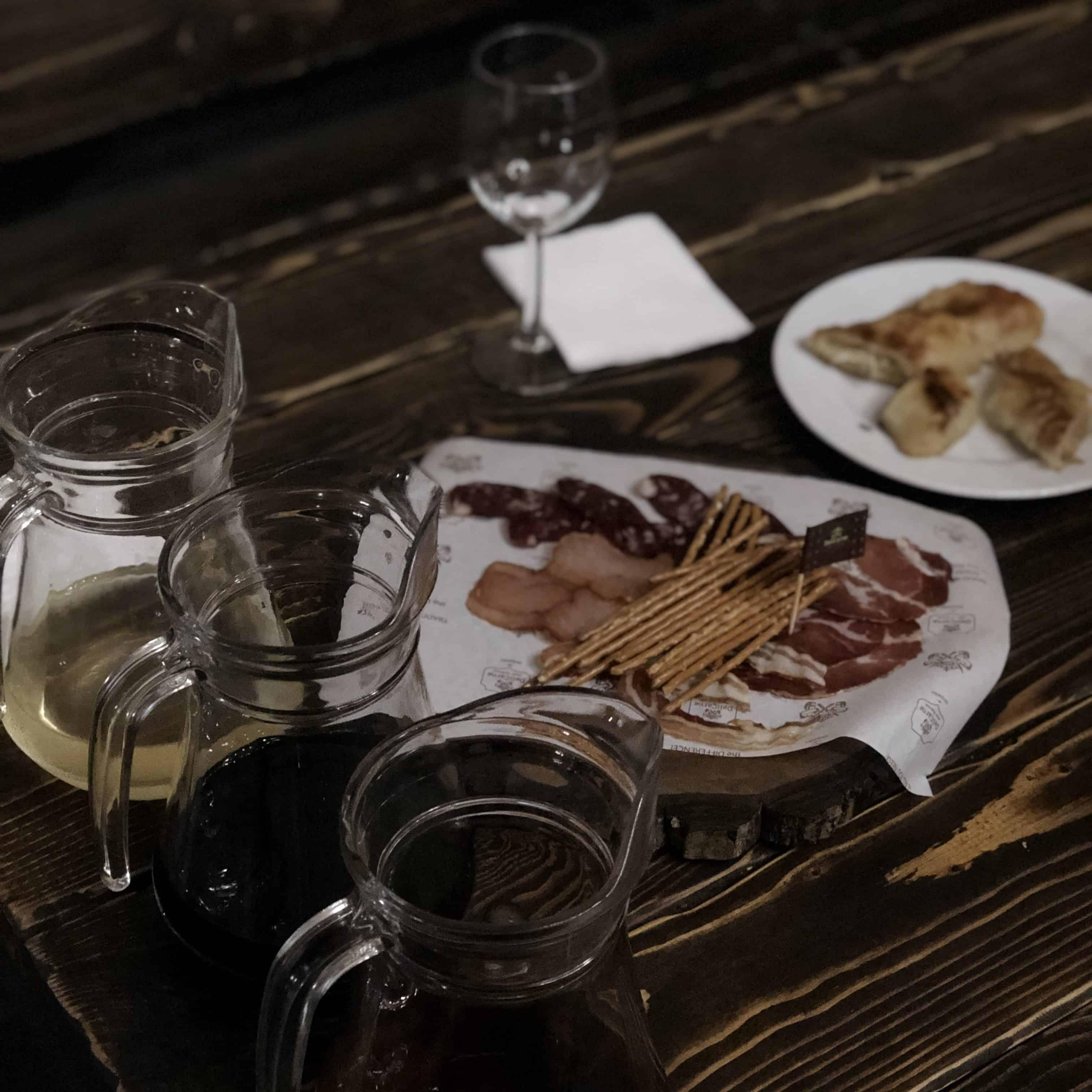 Weinverkostung im Weinkeller Milestii Mici Moldawien
