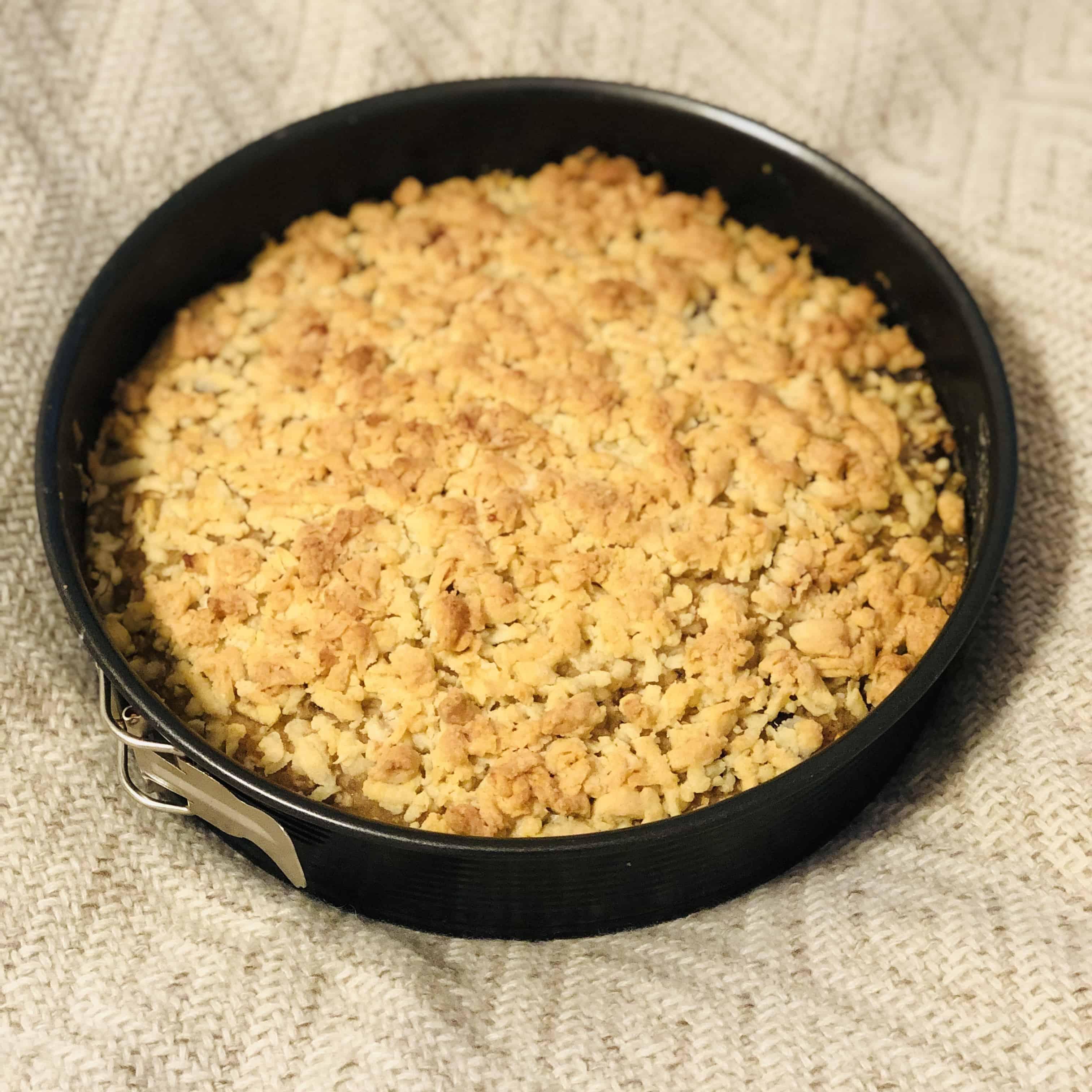 Einfacher Apfelkuchen à la Tenor