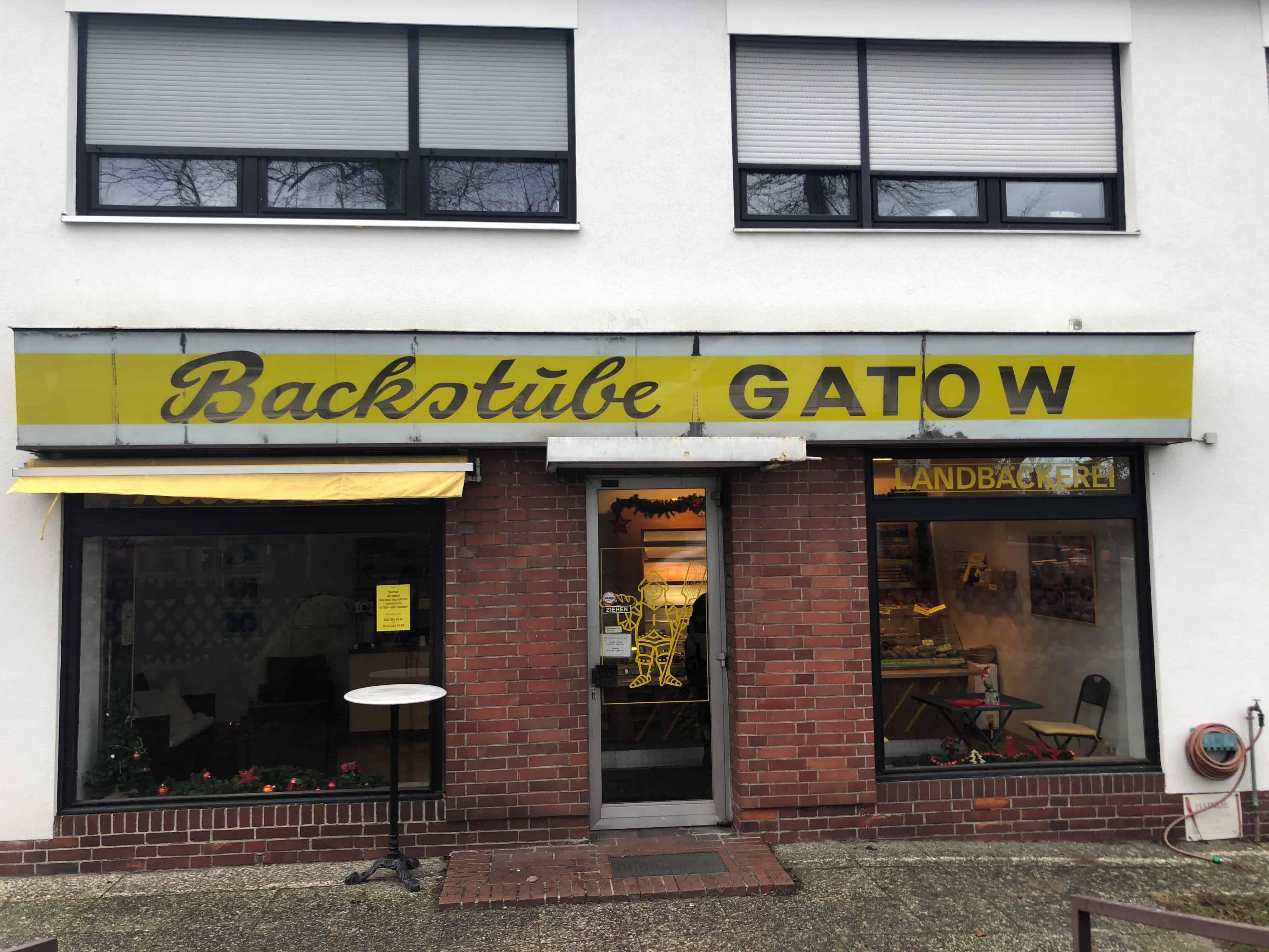 Backstube Gatow