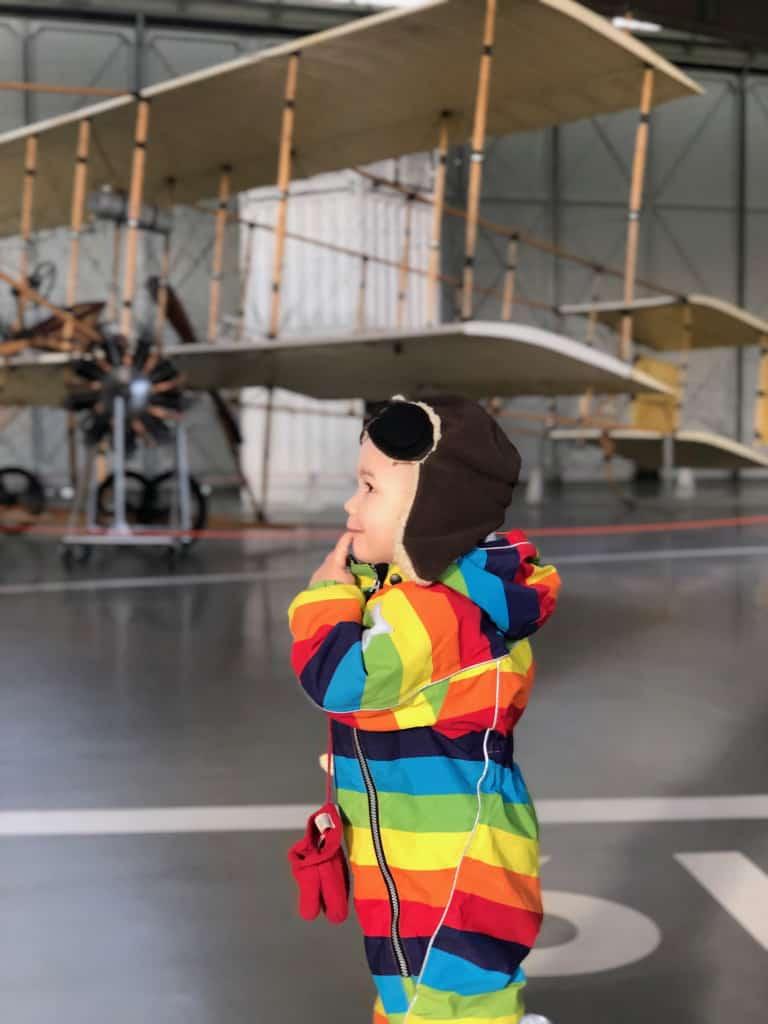Muzuem Sil Powietrznych Berlin Gatow Hangar 3