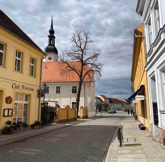 Lübbenau Stadt Spreewald